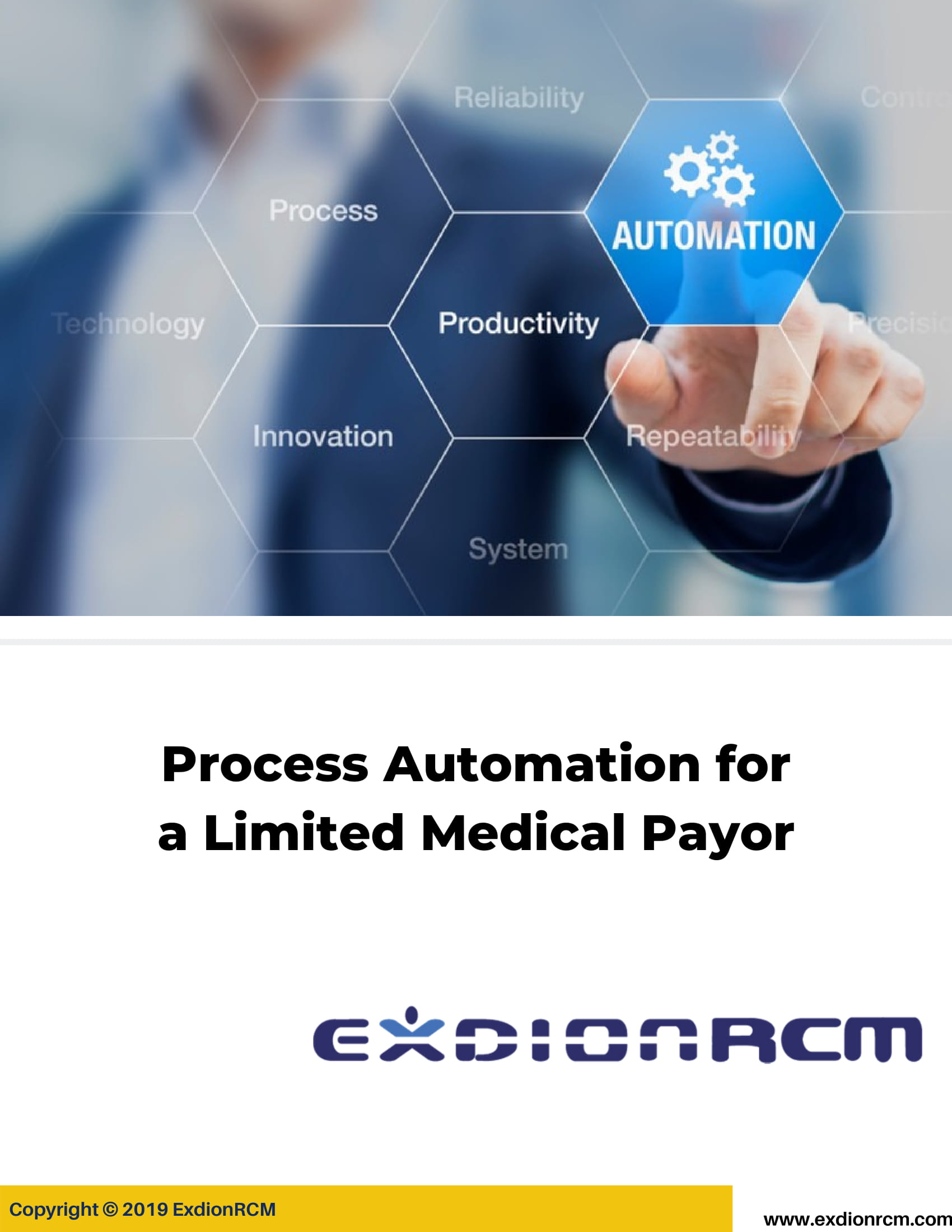 Process-Automation-for-a-Limited-Medical-Payor